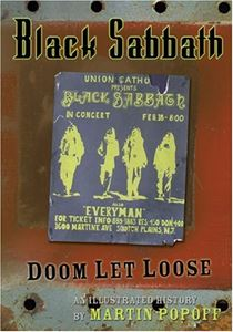 Picture of Martin Popoff - Black Sabbath: Doom Let Loose. An Illustrated History