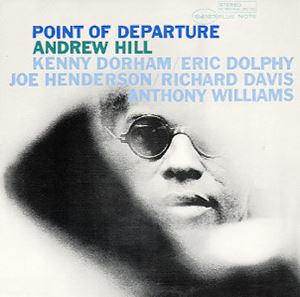 Picture of Andrew Hill ‎– Point Of Departure