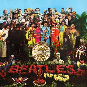 Picture of Beatles ‎– Sgt. Pepper's Lonely Hearts Club Band