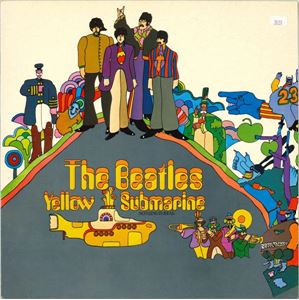 Picture of The Beatles – Yellow Submarine