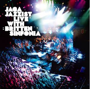 Picture of Jaga Jazzist ‎- Live With Britten Sinfonia