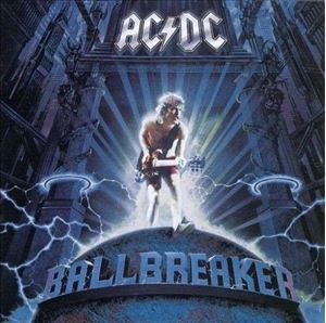 Picture of AC/DC ‎– Ballbreaker