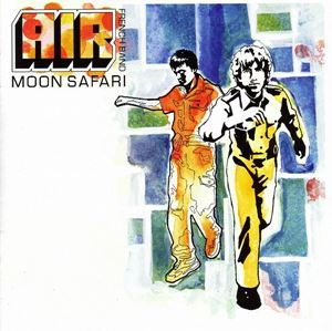Picture of  AIR  ‎– Moon Safari
