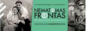 """Picture of """"Nematomo fronto"""" muziką sukūręs Ó.Arnaldsas ir jo albumas """"For Now I Am Winter"""""""