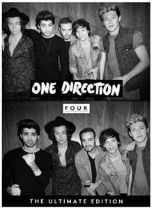 Picture of One Direction - Four (Yearbook)