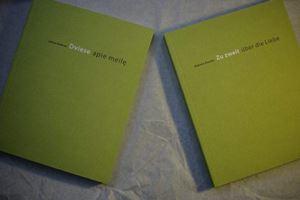 Picture of Dviese apie meilę: Julius Keleras ir Jolanta Dapkūnaitė Rūdninkų knygyne sausio 22 d.