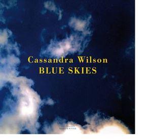 Picture of Cassandra Wilson - Blue Skies