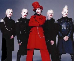 "Picture of Kinematografiškas M. Mansono albumas ""The Pale Emperor"""