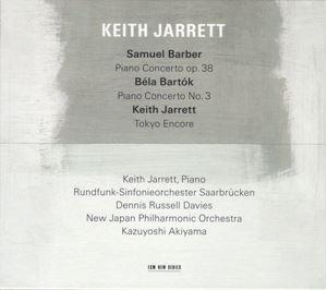 Picture of  Keith Jarrett – Barber / Bartók / Jarrett