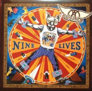 Picture of  Aerosmith ‎– Nine Lives