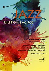 Picture of Avangardinės džiazo improvizacijos: tarptautinis M. Pratkelio kvartetas