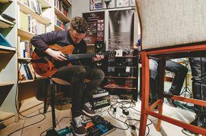 Picture of Džiazas iš arti. Gitaristas Pranas Kentra