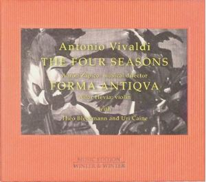 Picture of  Antonio Vivaldi - Forma Antiqva ‎– The Four Seasons
