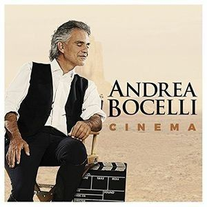 Picture of  Andrea Bocelli ‎– Cinema
