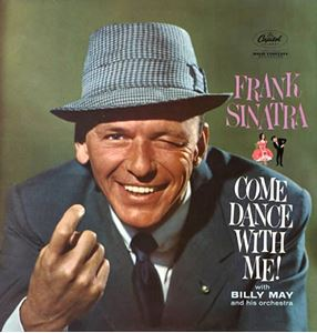 Picture of Frank Sinatra With Billy May And His Orchestra – Come Dance With Me!