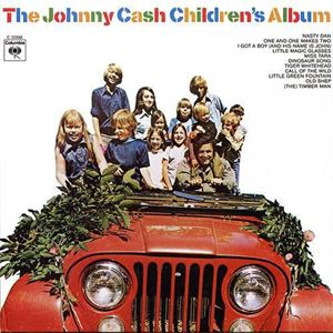 Picture of  Johnny Cash ‎– The Johnny Cash Children's Album