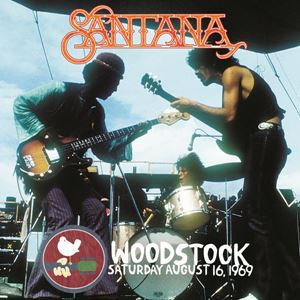 Picture of  Santana ‎– Woodstock (Saturday, August 16, 1969)