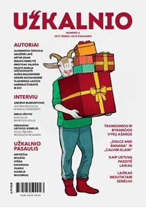 Picture of Užkalnio žurnalas Nr. 6