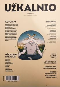 Picture of Užkalnio žurnalas nr. 7