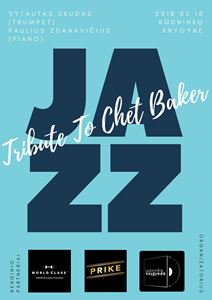 Picture of Jazz evening: Tribute to Chet Baker / SOLD OUT