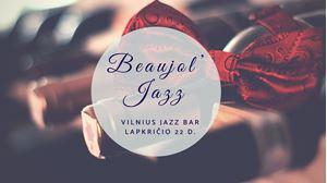 Picture of Lapkričio 22 - Beaujol'Jazz: pasitinkame naująjį Beaujolais džiazuodami!