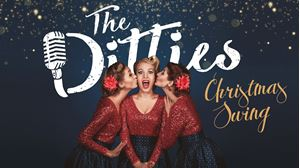 "Picture of Gruodžio 15 d. - The Ditties | ""Christmas Swing"" vinilo pristatymas"