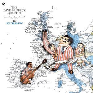 Picture of The Dave Brubeck Quartet – The Dave Brubeck Quartet In Europe