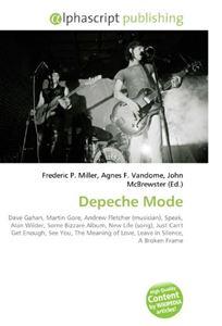 Изображение Frederic P. Miller, Agnes F. Vandome, John McBrewster - Depeche Mode