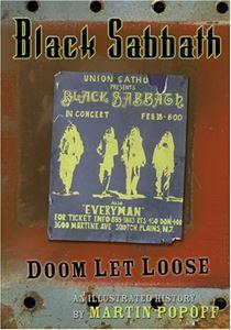 Изображение Martin Popoff - Black Sabbath: Doom Let Loose. An Illustrated History