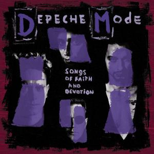 Picture of Depeche Mode - Songs Of Faith And Devotion