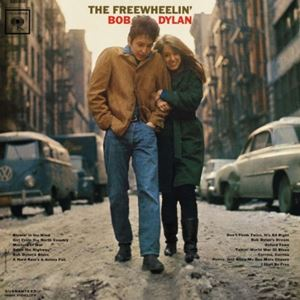 Изображение Bob Dylan - The Freewheelin' Bob Dylan