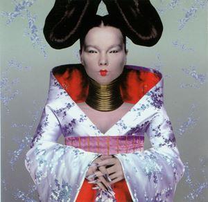 Изображение Björk – Homogenic