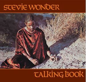 Изображение Stevie Wonder – Talking Book