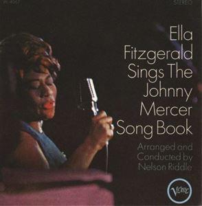 Изображение Ella Fitzgerald - Sings The Johnny Mercer Song Book