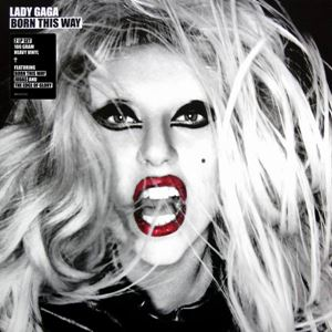 Изображение Lady Gaga ‎– Born This Way