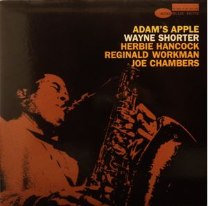 Picture of Wayne Shorter, Herbie Hancock, Reginald Workman, Joe Chambers ‎– Adam's Apple