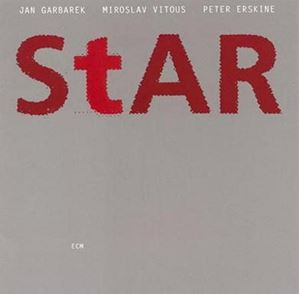 Picture of Jan Garbarek, Miroslav Vitous, Peter Erskine ‎– Star