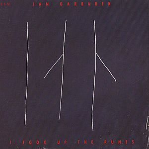 Picture of Jan Garbarek - I Took Up The Runes
