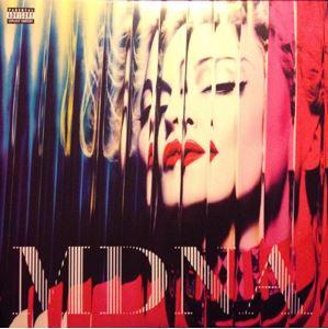 Изображение Madonna – MDNA