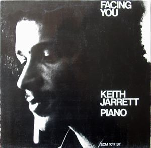 Picture of Keith Jarrett ‎– Facing You