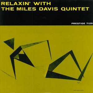 Изображение Miles Davis Quintet – Relaxin' With The Miles Davis Quintet