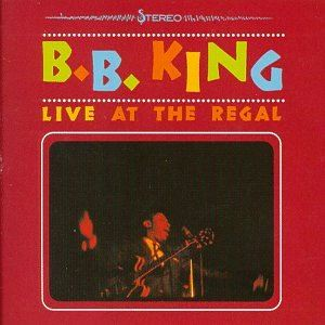 Изображение B.B. King ‎– Live At The Regal