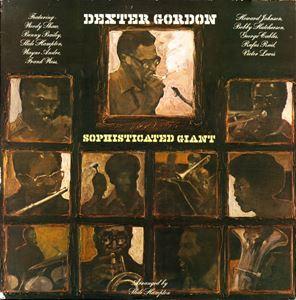 Изображение Dexter Gordon – Sophisticated Giant