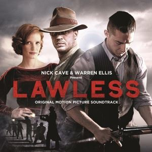 Изображение Nick Cave & Warren Ellis ‎– Lawless: Original Motion Picture Soundtrack