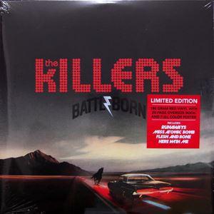 Изображение Killers The – Battle Born