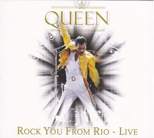 Изображение Queen – Rock You From Rio - Live