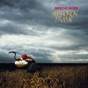 Изображение Depeche Mode ‎– A Broken Frame