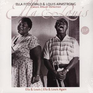 Изображение Ella Fitzgerald and Louis Armstrong – Ella & Louis Classic Album|Collection: Ella & Louis/Ella & Louis Again