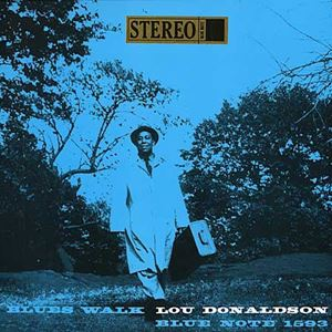 Изображение Lou Donaldson ‎– Blues Walk
