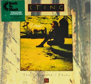 Picture of Sting ‎– Ten Summoner's Tales